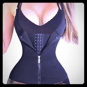 Waist trainer, body shaper, corset